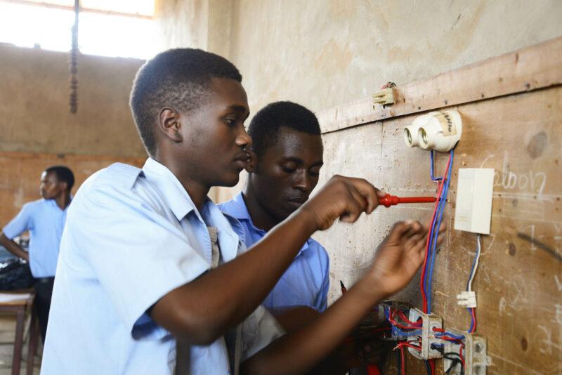 Jugend- und Ausbildungszentrum Gatenga