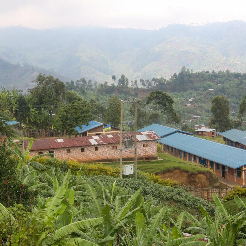 Schulbauprogramm Ruanda