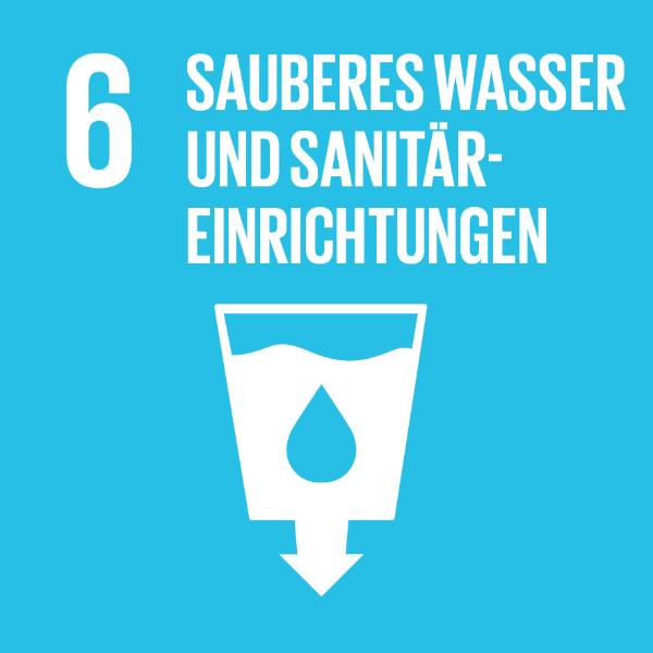 6 Sauberes Wasser und Sanitäreinrichtungen