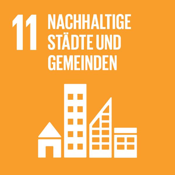 11 Nachhaltige Städte und Gemeinde