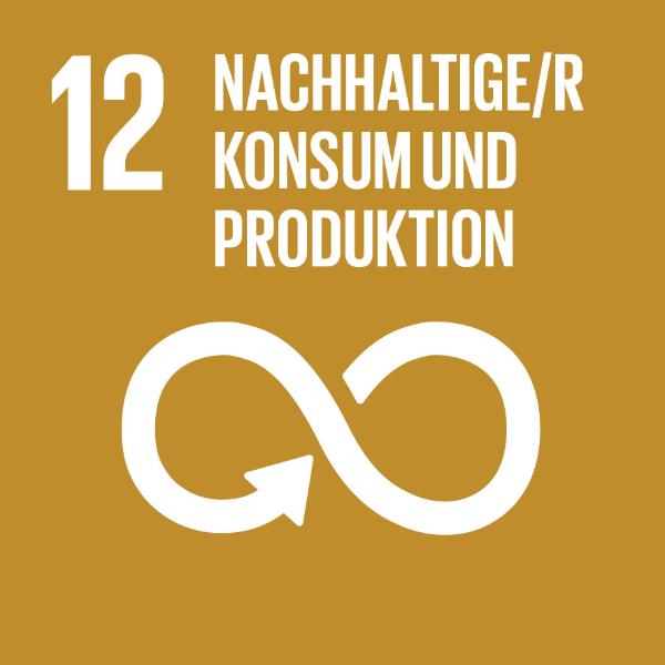 12 Nachhaltiger Konsum und Produktion
