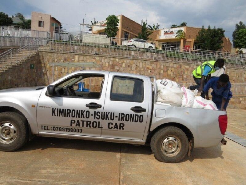 "Hilfsaktion ""Save the Neighbor"" in Kigali"