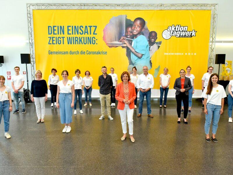 """Bundesweiter Aktionstag 2021: """"Dein Einsatz zeigt Wirkung"""""""