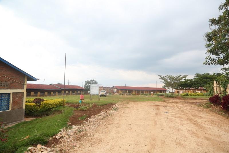 Ecole primaire Rusunyu