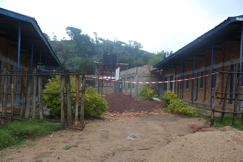 Ecole primaire Bukoro in Ruramba