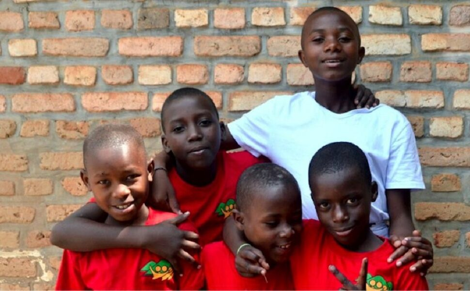 Les Enfants de Dieu, EDD, Kigali, Hilfslieferung