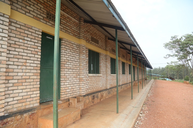 Kigembe TVET school