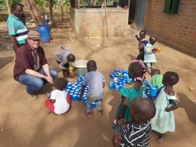 Palabek, Uganda, Nothilfe