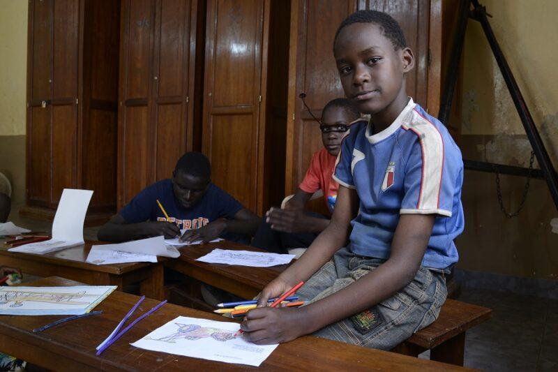 Uganda, DB Jugend- und Ausbilldungszentrum, Kamuli